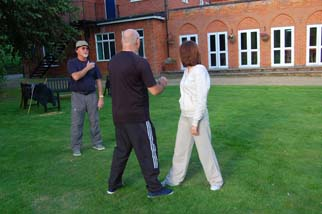 Tai Chi Residential Course, Belsey Bridge 2015