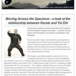 Moving Across the Spectrum. 29th June 2016 Newsletter