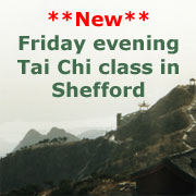 New Friday evening Tai Chi class in Shefford