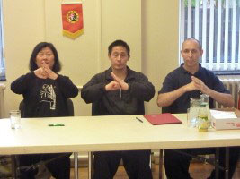 Chen Taijiquan's Integrated Curriculum by David Gaffney