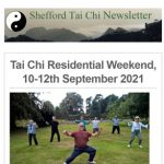 Tai Chi Residential Weekend, 10-12th September